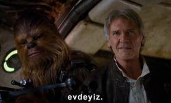 Star Wars: Güç Uyanıyor: Teaser Fragman 2 (Türkçe Altyazılı)