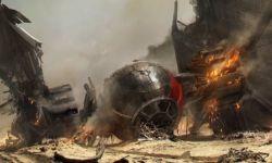 Star Wars: Güç Uyanıyor: Comic-Con Kamera Arkası (Altyazılı)
