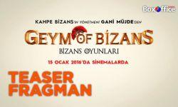 Bizans Oyunları - Geym of Bizans: Teaser Fragman