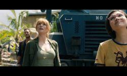Jurassic World: Yıkılmış Krallık: Fragman 2 (Türkçe Altyazılı)