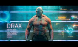 Galaksinin Koruyucuları: Karakterler / Drax