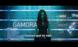 Galaksinin Koruyucuları: Karakterler / Gamora