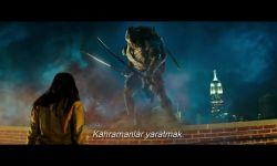 Ninja Kaplumbağalar: İlk Fragman (Türkçe Altyazılı)