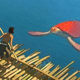 Kırmızı Kaplumbağa Filmi Fotoğrafları