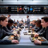 Uzay Oyunları Filmi Fotoğrafları