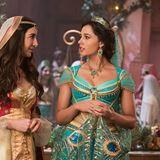 Aladdin Filmi Fotoğrafları