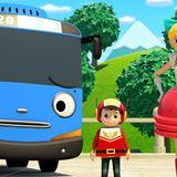Tayo Küçük Otobüs Filmi Fotoğrafları