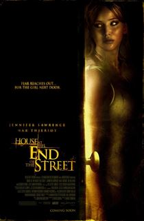 House at the End of the Street Filmi Posterleri