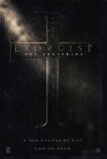 Exorcist: The Beginning Filmi Posterleri