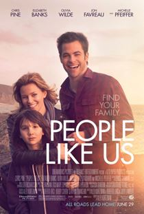 People Like Us Filmi Posterleri