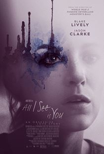 All I See is You Filmi Posterleri
