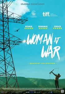 Woman at War Filmi Posterleri