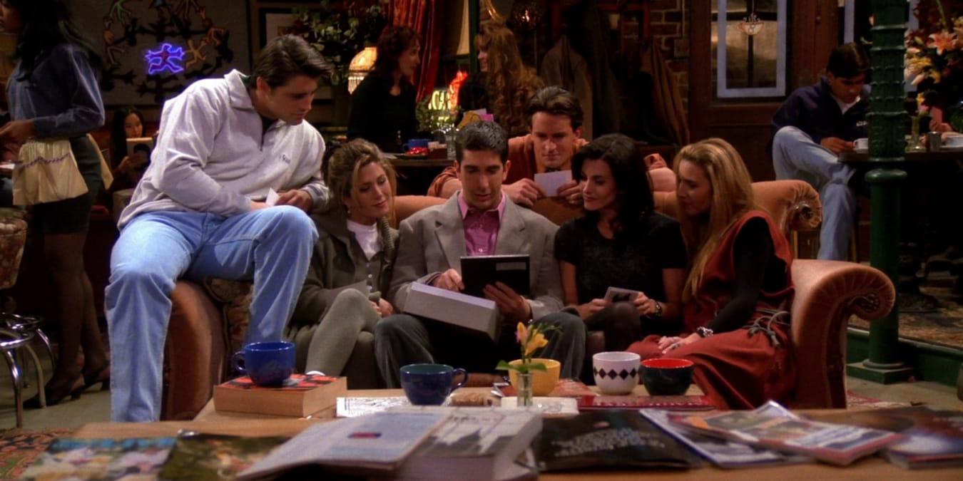 Friends, 17 yılın ardından özel bölümü ile 27 Mayıs'ta yayınlanacak