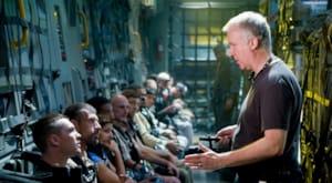 James Cameron, Avatar 2'nun çekimlerinin tamamlandığını açıklandı