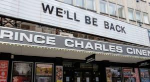 İngiltere'de sinema salonlarının 17 Mayıs'ta açılması planlanıyor
