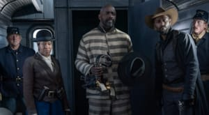 Regina King ve Idris Elba'lı western The Harder They Fall'dan fragman yayınlandı