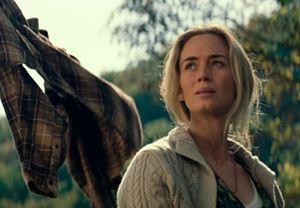 Emily Blunt ve John Krasinski'nin başrollerinde yer aldığı Sessiz Bir Yer'den Türkçe altyazılı ilk fragman!
