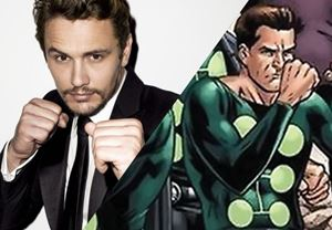 James Franco, Multiple Man ile X-Men Evreni'ne dahil oluyor