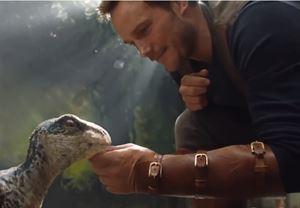 Jurassic World: Yıkılmış Krallık'tan ilk görüntüler yayınlandı