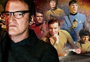 Quentin Tarantino yeni bir Star Trek filmi için J.J. Abrams'la çalışmalara başladı