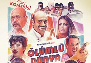 Ali Atay'ın yeni filmi Ölümlü Dünya'nın afişi yayınlandı