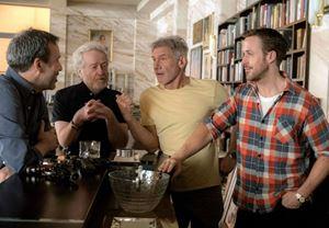 Ridley Scott, geliştirilmeyi bekleyen yeni bir Blade Runner filmi olduğunu açıkladı