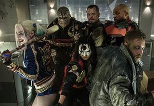 12 Ağustos'ta vizyona girecek olan Suicide Squad'tan Comic-Con fragmanı!