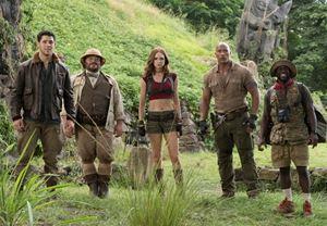 Box Office ABD: Jumanji, $27 milyonla zirvedeki yerini korudu