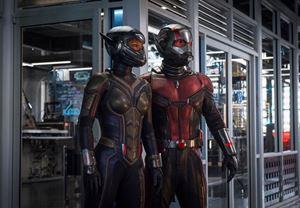 Ant-Man and the Wasp'ten yeni bir görsel yayınlandı