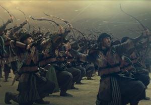 Mehmet Aslantuğ ve Fikret Kuşkan'ın yer aldığı Direniş Karatay filminden teaser yayınlandı