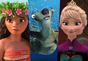 Türkiye'de en çok izlenen yabancı animasyon filmler