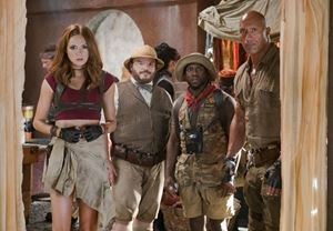 Box Office ABD: Jumanji: Vahşi Orman, art arda üçüncü kez gişenin zirvesinde!