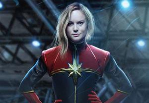 Marvel açıkladı: Captain Marvel'ı Brie Larson canlandıracak!
