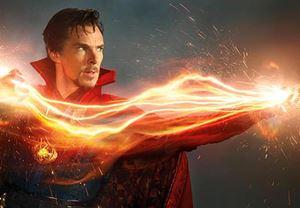 Benedict Cumberbatch'li Doktor Strange'ten yeni fragman!