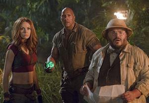 Box Office ABD: Jumanji: Vahşi Orman, vizyondaki yedinci hafta sonunda yeniden gişe lideri oldu