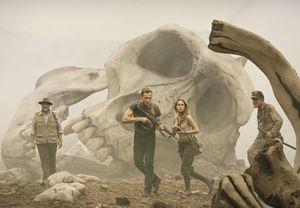 Kong: Skull Island filminden ilk fragman yayınlandı!