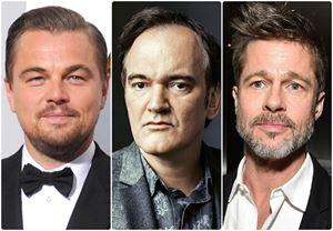 Leonardo DiCaprio'nun ardından Brad Pitt de Tarantino'nun yeni filmine dahil oldu