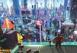 Ralph ve İnternet - Oyunbozan Ralph 2 filminden fragman yayınlandı