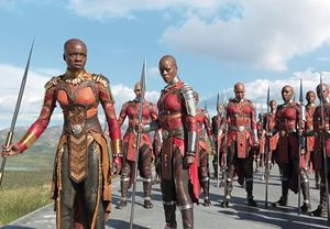 Box Office ABD: Black Panther, MCU'da arka arkaya dört hafta sonu gişe lideri olan ilk yapım oldu