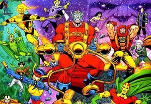 Ava DuVernay, DC için Jack Kirby'nin The New Gods serisini yönetecek