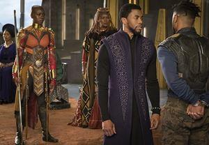 Box Office ABD: Black Panther, Avatar'dan beri üst üste beş hafta sonu gişe lideri olan ilk film oldu