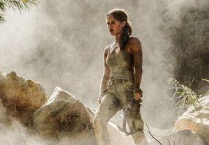 Tomb Raider sinemalarda: Filmden hediyeler kazanma fırsatı Box Office Türkiye'de!