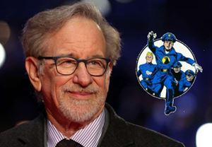 Steven Spielberg, DC filmi Blackhawk'ın yönetmenliğini üstlenecek