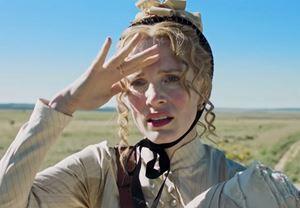Jessica Chastain'in başrolünde yer aldığı Woman Walks Ahead'in fragman yayınlandı