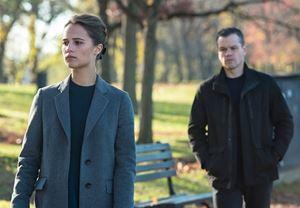 Box Office ABD: Jason Bourne'un dönüşü zirvede oldu!