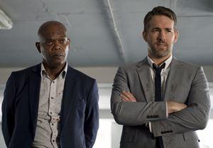 Ryan Reynolds ve Samuel L. Jackson'lı The Hitman's Bodyguard'ın devam filmi geliyor