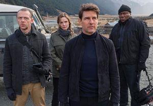 Ethan Hunt ve ekibinin yeni macerasını ele alan Mission: Impossible - Fallout'tan yeni fragman yayınlandı