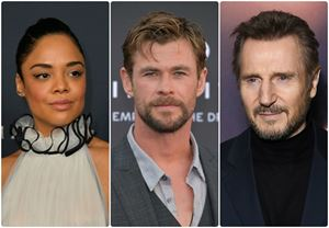 Liam Neeson, Men in Black spin-off filminde Chris Hemsworth ve Tessa Thompson'a eşlik edecek
