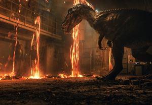 Box Office Türkiye: Jurassic World: Fallen Kingdom, 212 bin seyirciyle açılışını birinci sırada gerçekleştirdi