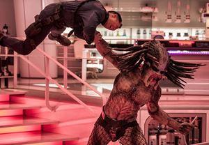 Merakla beklenen The Predator'dan yeni bir fragman yayınlandı